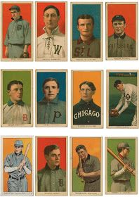 Another FREE to use digital collage sheet featuring vintage baseball cards. So many uses for these in your art, craft and scrapbooking ...