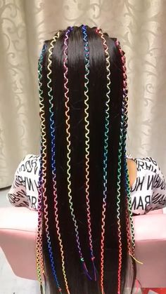 African Hairstyles, Girl Hairstyles, Braided Hairstyles, Curly Wurly, Kid Hair, Synthetic Lace Front Wigs, Bollywood Celebrities, Hair Videos, Hair Hacks