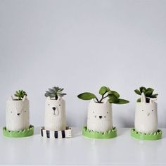 Diy Clay, Clay Crafts, Ceramic Clay, Ceramic Pottery, Moodboard Interior, Art Carte, Clay Art Projects, Pot Plante, Ceramic Flower Pots