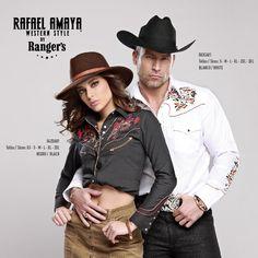 """Para todos los vaqueros del mundo, traemos nuestra línea """"Rafael Amaya Western Style"""". ¡Conviértete en el vaquero que siempre quisiste ser!"""