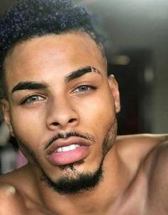 Black Man, Hot Black Guys, Fine Black Men, Gorgeous Black Men, Cute Black Boys, Handsome Black Men, Beautiful Men Faces, Fine Men, Handsome Man
