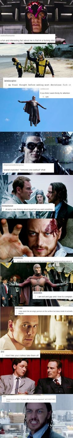 Xmen text posts