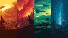 Resultado de imagen para star wars wallpaper