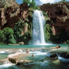 Havasu Falls in Grand Canyon National park. :D Havasu Falls in Grand Canyon National park. :D Havasu Falls in Grand Canyon National park. Best Family Vacations, Vacation Places, Dream Vacations, Vacation Spots, Places To Travel, Travel Stuff, Travel Tips, Oh The Places You'll Go, Places To Visit
