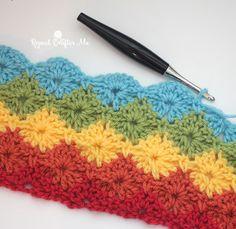 Greenway pattern using the Harlequin stitch. Free pattern on Berroco.com