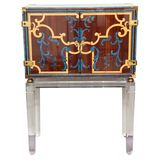 Romeo Paris Cabinet - Drinks Cabinet