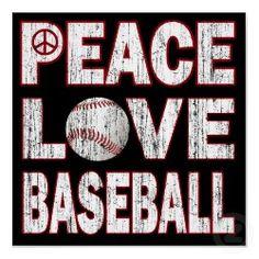 peace, love & baseball