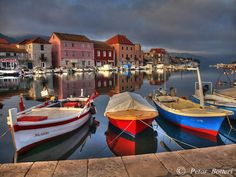 Dock at Stari Grad, Hvar, Croatia 12 Breathtaking Photos taken at Islands of Croatia by Petar Botteri