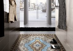 great size tiles by Appiani.