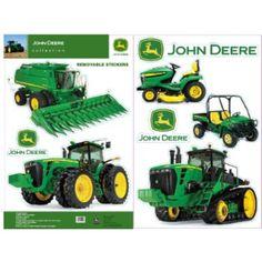 John Deere Stickers Of Agricultural Equipment | RunGreen.com Part 44