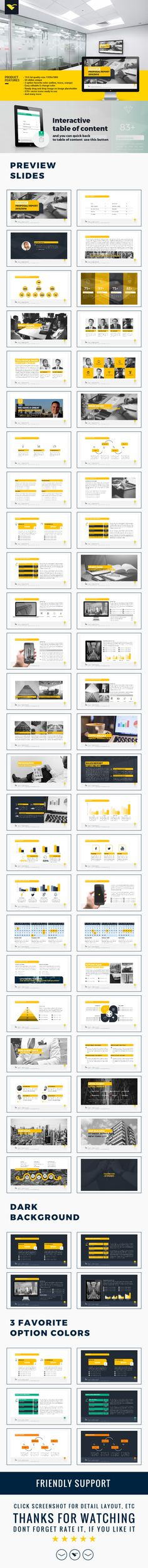 16 PowerPoint Templates That Look Great in 2017 Creative - business annual report template