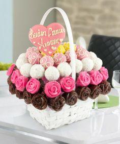 Anneler Günü Hediyesi Sweet Mom | FruitFlowers