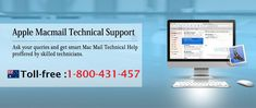 If you are using Apple Mac Mail and facing any trouble then feel free to contact us where Contact #Apple #Mac Email Tech Support is available nonstop. The easiest mode to reach with the best techies is by dialing their toll free number 1-800-431-457 (AUS) which does not cost any price.