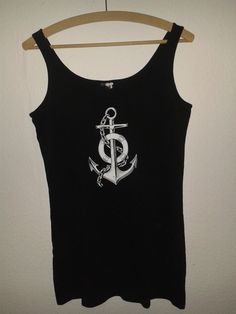 Küstenmädel Anker - Sailor Girl - Top Strandkleid maritim Segeln Seemannsbraut Sailor, Shirts, Ebay, Tank Tops, Halloween, Women, Style, Fashion, Sailing