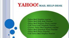 Yahoo Mail Help-desk phone number +1-855-777-5686 USA