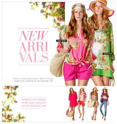 New Arrivals LA Woman Spring 2013. Numa loja Lanidor ou em www.lanidor.com