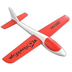 Hobby RC Airplanes - Hitec Hawkeye Hand Launch Glider HRC59670 >>> Click image to review more details.