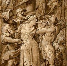 Apollonia, Patron Saint of Dentists.