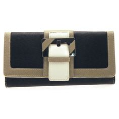 Black belted purse £12