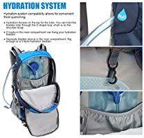 MOUNTAINTOP 40L Hiking Backpack School Rucksack b09768ceca1e