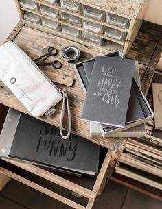Stoere stationery va