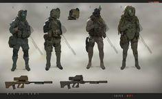[MENatARMS] redsteam CA sniper WIP01 by sobaku-chiuchiu.deviantart.com on @deviantART