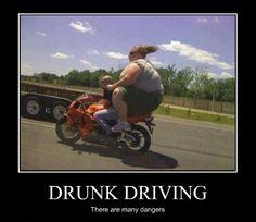 Drunk Driving Danger!