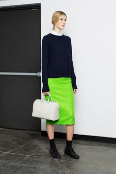 A.L.C. Fall 2014 Ready-to-Wear - Collection - Gallery - Style.com
