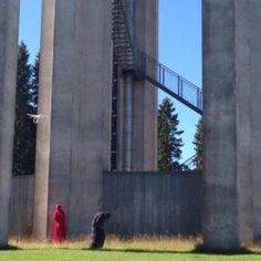 Water Tower, Female Bodies, Filmmaking, Explore, Cinema, Exploring