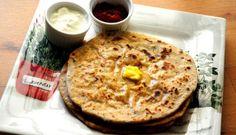 Aloo Paratha Recipe, Punjabi Aloo Paratha Step by Step