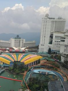 genting highland, malaysia