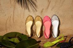 Pisadas de #verano, por nuestra Polly Magoo #zapatos #sandalias #calzadoverano #modamujer #primaveraverano2014 #blogscharhadas