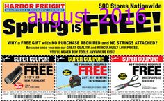 Harbor Freight Coupons Ends of Coupon Promo Codes JUNE 2020 ! Just tools and this the as business and you at Harbor years tools it. Harbor Freight Coupon, Harbor Freight Tools, Free Printable Coupons, Free Printables, Coupons For Boyfriend, Coupon Stockpile, Love Coupons, Grocery Coupons, Extreme Couponing
