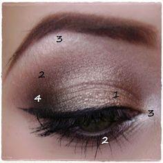 Special Koko - Make-up, beauty & fashion!: Easy Make-up Look #2 - Brown Sugar (with Sleek Storm)