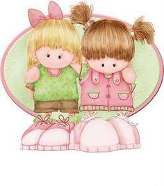 imagenes de muñecas bonitas para imprimir - Imagenes y dibujos para imprimir