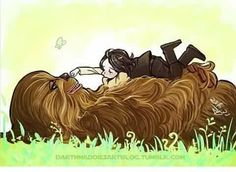 Little Ben and Chewie.