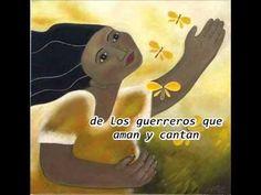 ▶ Mariposas - Silvio Rodriguez - Letra - YouTube