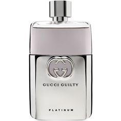 Women's Gucci Guilty Platinum Edition Eau De Toilette (6.435 RUB) ❤ liked on Polyvore featuring beauty products, fragrance, no color, eau de toilette perfume, gucci fragrance, gucci perfume, eau de toilette fragrance and edt perfume
