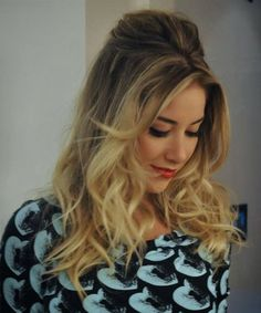 Most Loving Half Up Long Hairstyles 2018 for Prom