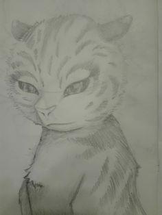 @Tigry #Tiger #Tigry #Animal #OC #Snowtiger