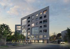 """다음 @Behance 프로젝트 확인: """"AN APARTMENT BUILDING IN KAUNAS, LITHUANIA"""" https://www.behance.net/gallery/47042765/AN-APARTMENT-BUILDING-IN-KAUNAS-LITHUANIA"""