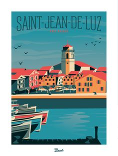 © Marcel Saint-Jean-de-Luz LE PORT www.marcel-biarritz.com