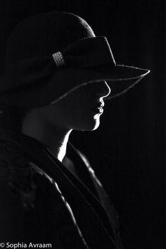 Film Noir Inspired Photography