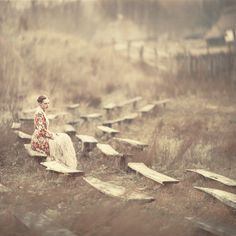 """.....and she waited for 100 days 