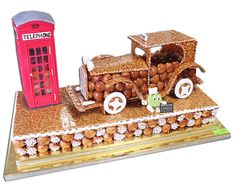 Theme Bapteme, Mets, Gingerbread, Competition, Communion, Desserts, Crochet, Food, Vestidos