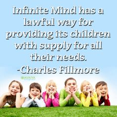 Charles Fillmore Wisdom #2  www.45DaysWith.com  #unitychurch #scienceofmind #religiousscience #ernestholmes #newthought