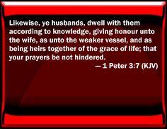 1 Peter 3:7