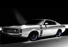 Aussies Valiant Charger