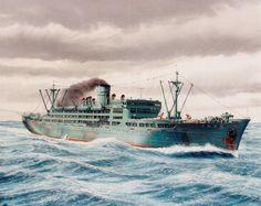 Mercante armado Oryoku Maru