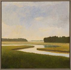 Salt Marsh 3 - Jon Macadam (Print)